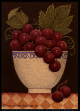 Cup o' Grapes Prints by Diane Pedersen