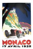 Monaco Grand Prix, 1932 Posters