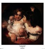 Los niños Calmady Láminas por Thomas Lawrence