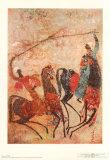 Tanzendes Pferd Kunst von Ahmed Rafaat