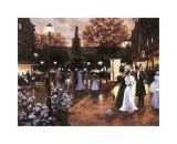 Good Evening Prints by Christa Kieffer