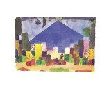 Niesen Prints by Paul Klee