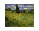 Bles Verts Posters by Vincent van Gogh