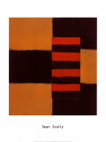 Monsterrat Posters by Sean Scully