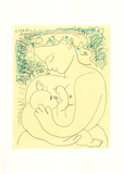 Mother's Day - Maternity, Art Print, Pablo Picasso