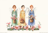 Three Sisters Posters by Carolyn Shores-Wright