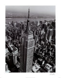 Empire State Building Poster por Christopher Bliss