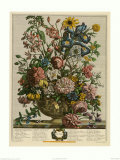 June Posters by Robert Furber