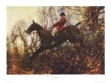 Jäger Poster von Alfred James Munnings