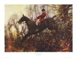 Huntsman Posters by Alfred James Munnings
