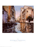 Venice Canal Prints by Robert Schaar