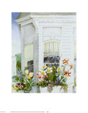Victorian Windows, 1987 Prints by Susan Tolle Mcclure