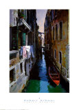Venice Morning Prints by Robert Schaar