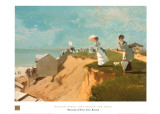 Long Branch New Jersey Art by Winslow Homer