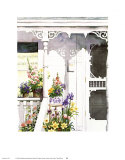 Victorian Porch Poster by Susan Tolle Mcclure