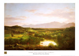River in the Catskills Posters by Thomas Cole