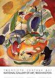 Improvisation 31 Posters by Wassily Kandinsky