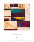 Abstract Emotion Prints by Gregg Robinson
