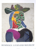 Portrait of Dora Mar Collectable Print by Pablo Picasso