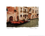Water and Walls Prints by Maureen Love