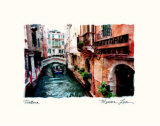 Trattoria Print by Maureen Love