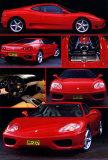 Ferrari 360 Modena Prints