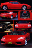 Ferrari 360 Modena Posters