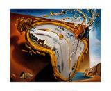 Poster Print van Salvador Dalí