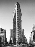 Flatiron Building, New York Plakat af Henri Silberman