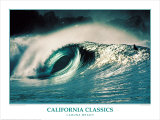 Laguna Beach Prints by Woody Woodworth