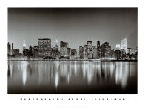 New York, New York, Manhattan East Side Prints by Henri Silberman