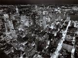 Empire State Building, vista oriental Láminas por Henri Silberman