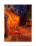 Café Terrace at Night Prints by Vincent van Gogh