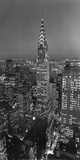 New York, New York, Chrysler Building Affischer av Van Alen, William