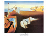 The Persistence of Memory, c.1931 Posters by Salvador Dalí