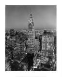 William Van Alen - New York, New York, Chrysler Building - Reprodüksiyon