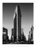 Henri Silberman - Flatiron Building, New York - Reprodüksiyon
