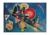 Im Blau 1925 Prints by Wassily Kandinsky