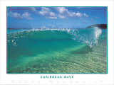 Woody Woodworth - Caribbean Wave Plakát