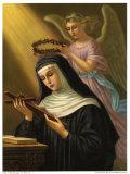 Heilige Rita von Cassia Posters