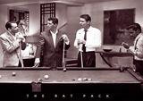 Frank, Dean und Sammy tun es Kunstdruck