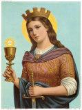 Heilige Barbara Posters