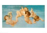 Birth of Venus Posters af Alexandre Cabanel