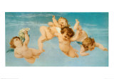 Birth of Venus Art by Alexandre Cabanel