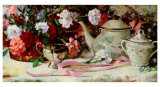 Good Morning Still Life Print by Claude Boyer