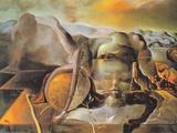 Enigma Without End Plakater av Salvador Dalí