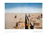 I Primi Giomi di Primavera Posters by Salvador Dalí