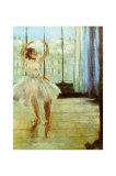 Danseuses a la Fenetre Posters by Edgar Degas