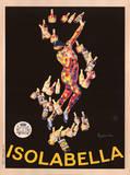 Isolabella, 1910 Poster von Leonetto Cappiello