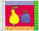 Fab Fruit Posters by  Bettina